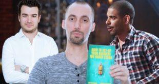 Chris Moorman viết sách