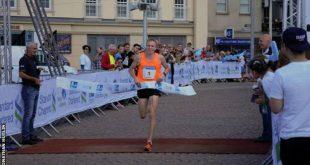 Vận động viên marathon Nga
