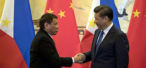 Trung Quốc và Philippines