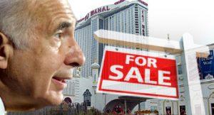 Icahn đàm phán để bán casino Trump Taj Mahal