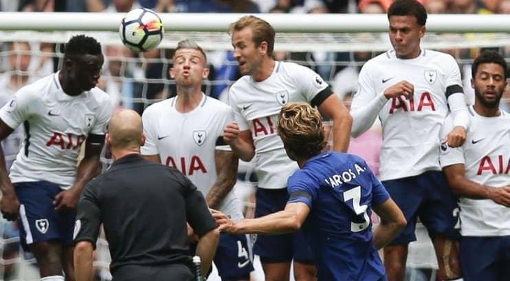 trận đấu Chelsea vs Tottenham