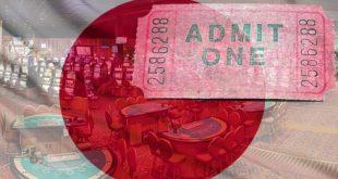 Nhật Bản dự định thu gần $20 cho mỗi vé vào cửa casino