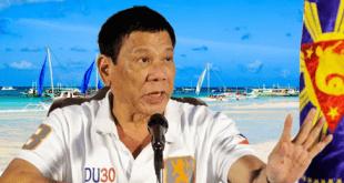 Tổng thống Philippine không đồng ý xây dựng casino tại Boracay