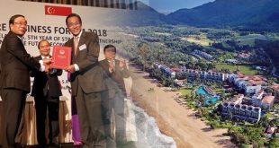 Việt Nam cấp giấy phép xây dựng Laguna Lăng Cô cho Banyan Tree