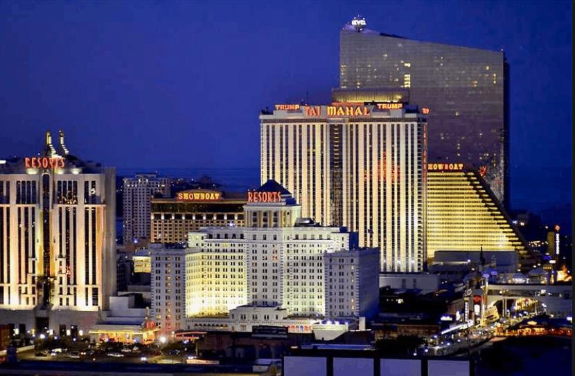 Atlantic City đã có kết quả kinh doanh casino năm 2018, và nó không khiến ai phải ngạc nhiên