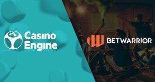 BetWar Warrior hợp tác với EveryMatrix cho nội dung sòng bạc chất lượng
