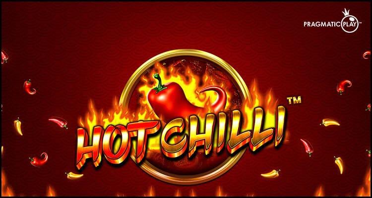 Giao diện máy đánh bạc tự động Hot Chilli