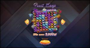 Giao diện trò chơi Fruit Snap
