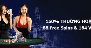 Casino trực tuyến chào mừng thành viên mới